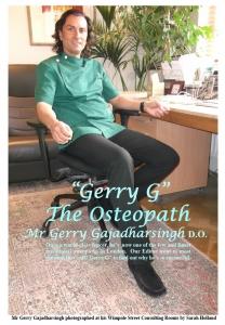 Mr Gerry Gadharsingh